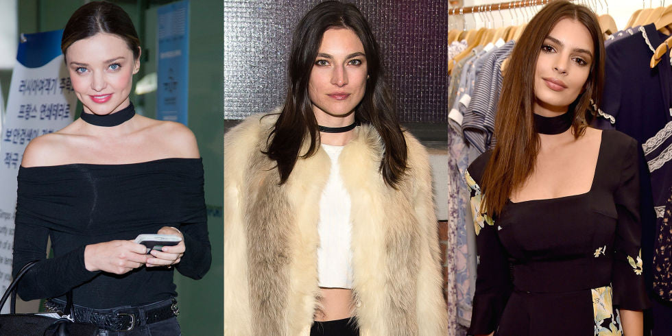 7 Choker styles to define your look