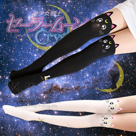 Cute Stuff - Luna Cat  Pantyhose Tights