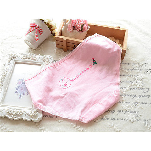 Panties - Cute Animal Design Women Panties