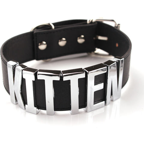 Kitten Choker Collar