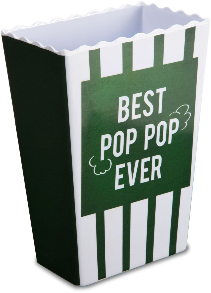 Best pop pop ever Popcorn Bowl Popcorn Bowl - Beloved Gift Shop