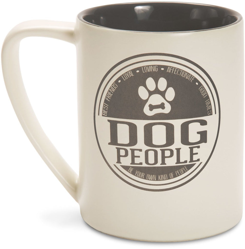 Dog People Best Friends Loyal Loving Affectionate Good Times Coffee Tea Beverage Mug Mug - Beloved Gift Shop