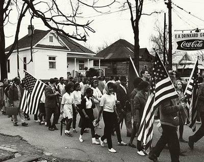Selma to Montgomery Civil Rights March Alabama 1965 | McMahan