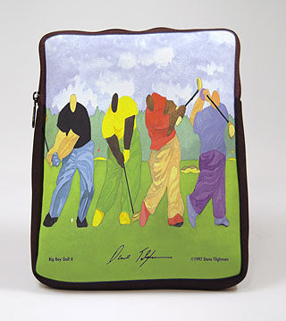 Big Boy Golf iPad Tablet E-Reader Sleeves