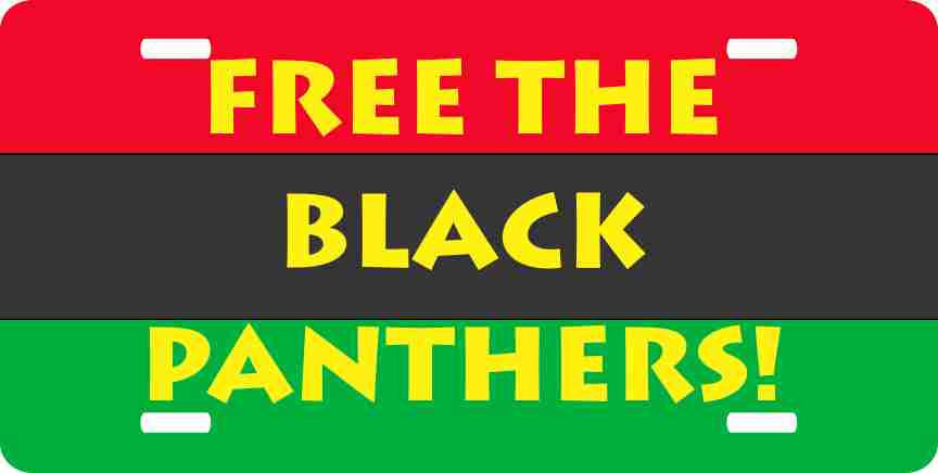 Free the Black Panthers