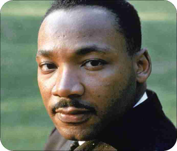 Martin Luther King Color