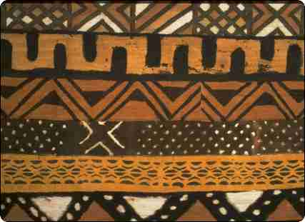 Mud Cloth III