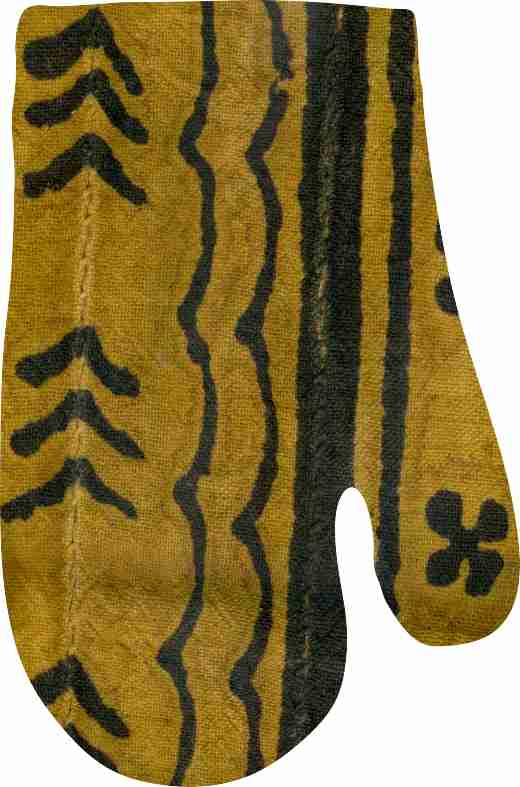 Mud Cloth Mustard