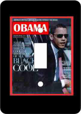 President Barack Obama Black Cool