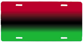 Red, Black & Green