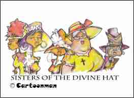 Sisters of the Divine Hat