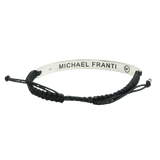 Michael Franti - Sterling Silver Do It For The Love Bracelet