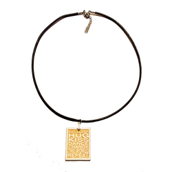 Michael Franti - Change The World Necklace