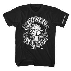 Michael Franti - Power To The Peaceful T-Shirt