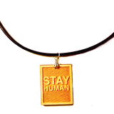 Michael Franti - Stay Human Necklace