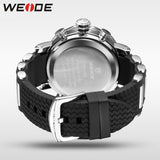 Trendy Men Sports Quartz Waterproof Military Watch - AccessMEN Store
