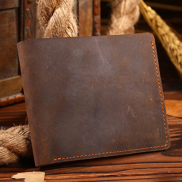 Top Quality Genuine Leather Men Wallet - AccessMEN Store