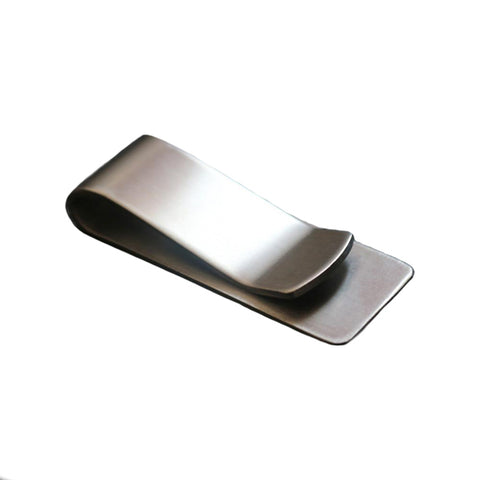 High Quality Men Stainless Steel Money Clip