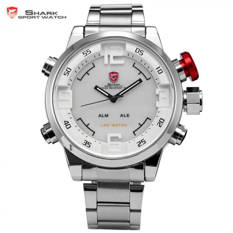 Stunning Men Top Brand Fashion Stainless Watch - AccessMEN Store
