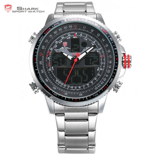 New Arrival / Top Brand Men Luxury Winghead Sports Chronograph Watch - AccessMEN Store
