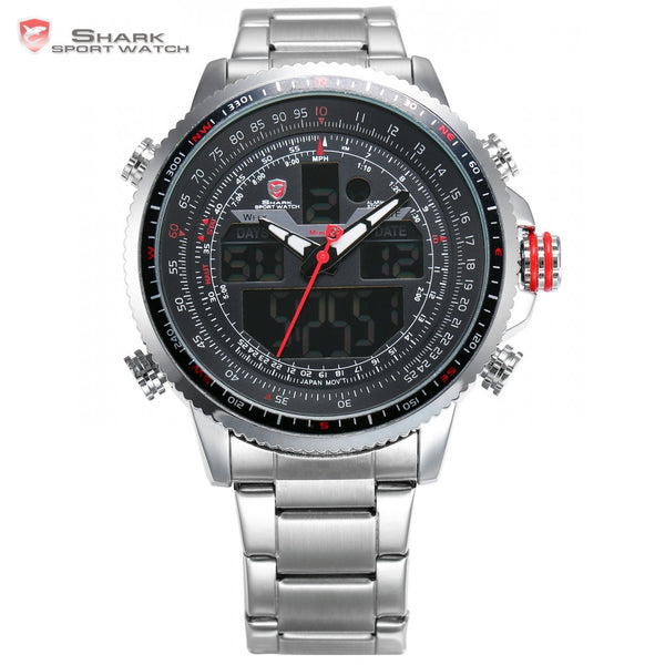 Top Brand Men Luxury Winghead Sports Chronograph Watch - AccessMEN Store