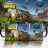 Fortnite Magical Heat-Sensitive Color-Changing Coffee or Tea Mug - AccessMEN Store