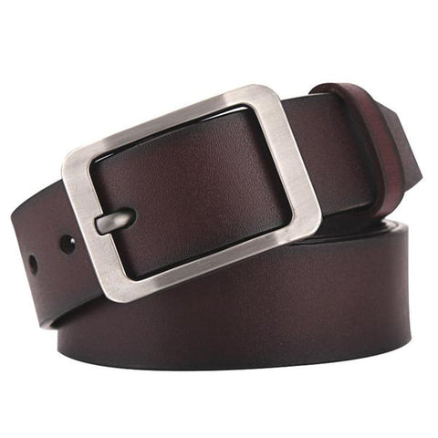 Top Quality Genuine Leather Men Fashion Belt - AccessMEN Store