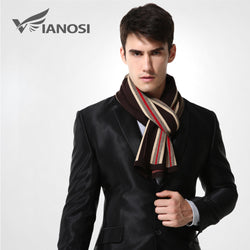 New Arrival / Top Quality Men Fashion Brand Striped Wool Scarf - AccessMEN Store