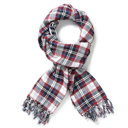 Hot Deal / High Quality Plaid Cotton Men Fashion Scarf - AccessMEN Store