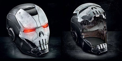 Casco Marvel Legends Punisher War Machine