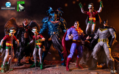 DC Multiverse – The Merciless BAF wave