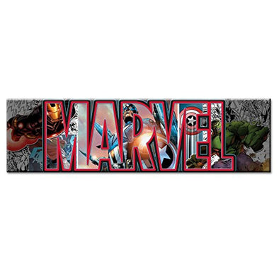 Lona decorativa Marvel Avengers