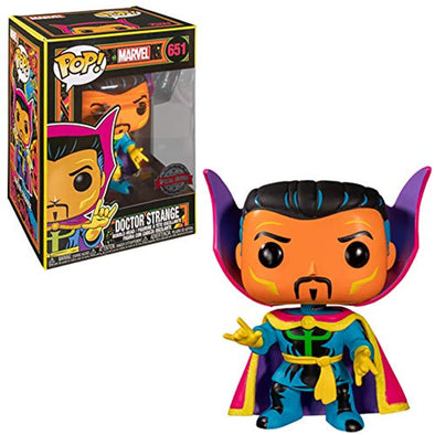 Funko Doctor Strange Pop Black Light
