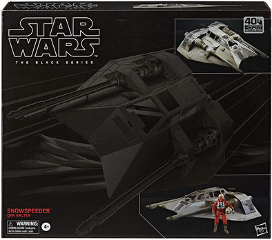 Star Wars The Black Series Snowspeeder