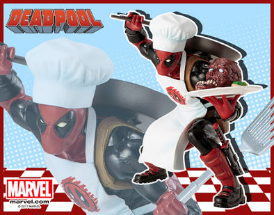 Kotobukiya Marvel Universe Cooking Deadpool