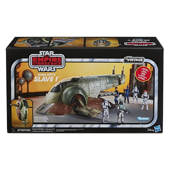 Star Wars: The Vintage Collection Boba Fett's Slave 1