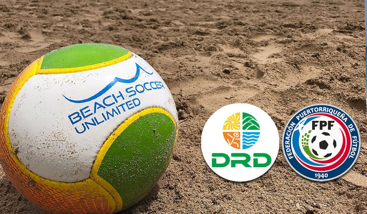 Beach Soccer Unlimited is Affiliated & Accredited in Puerto Rico