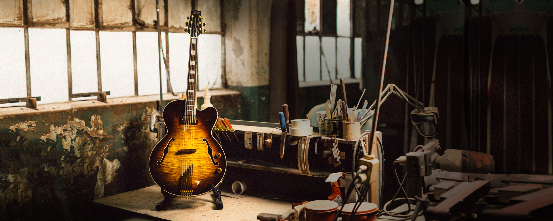 Heritage Guitars | Finest American-Made Electric Guitars