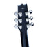 Standard H-150 Solid Electric Guitar with Case, Ebony
