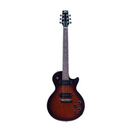 Standard H-137 Second Edition Solid Singlecut Electric Guitar with Case, Original Sunburst