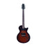 Standard H-137 Solid Electric Guitar with Case, Original Sunburst