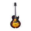 Standard H-575 Hollow Electric Guitar with Case, Original Sunburst
