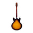 Standard H-530 Hollow Electric Guitar with Case, Original Sunburst