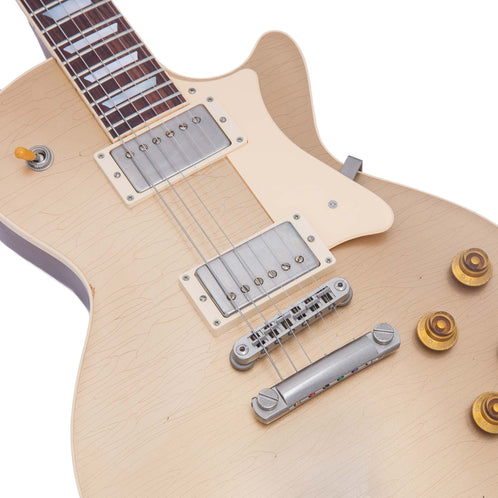 Custom Shop Winter NAMM 2018 Aged H-150 Electric Guitar, Gold Top (AH13001)