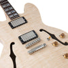 Custom Shop Winter NAMM 2018 H-535 Electric Guitar, Natural (AH02305)