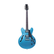 Custom Shop Winter NAMM 2018 Aged H-535 Electric Guitar, Pelham Blue (AH13002)