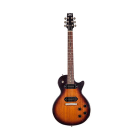 Standard H-137 Electric Guitar with Case, Original Sunburst (Artisan Aged)