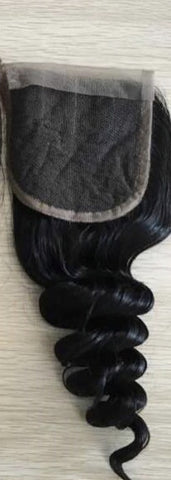 Lace Closure Exotic Wave (Free Part)