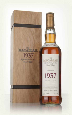 MACALLAN 1937 AGED 32 YEARS