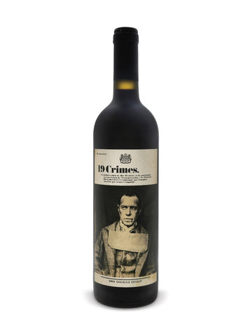 19 Crimes Shiraz Durif - Syrah/Shiraz